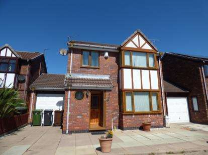 3 Bedrooms Detached House for sale in Regent Avenue, Bootle, Liverpool, Merseyside, L30