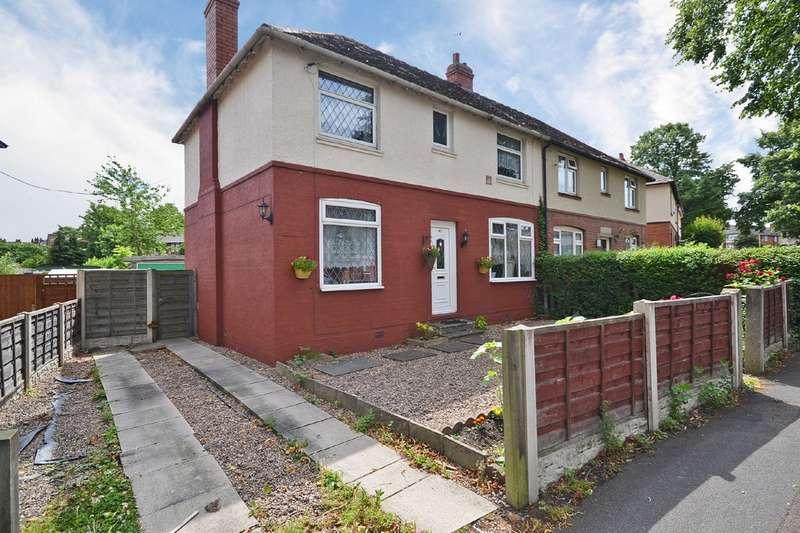 3 Bedrooms Semi Detached House for sale in Portobello Road, Wakefield
