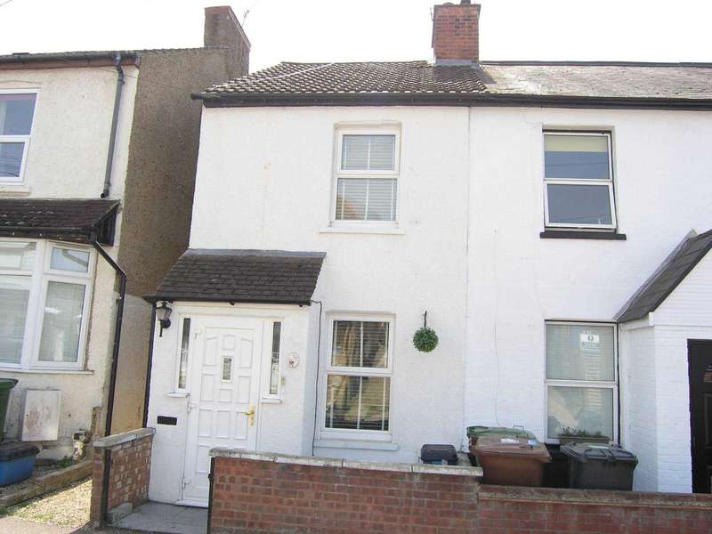 2 Bedrooms End Of Terrace House for sale in Vale Road, Bushey