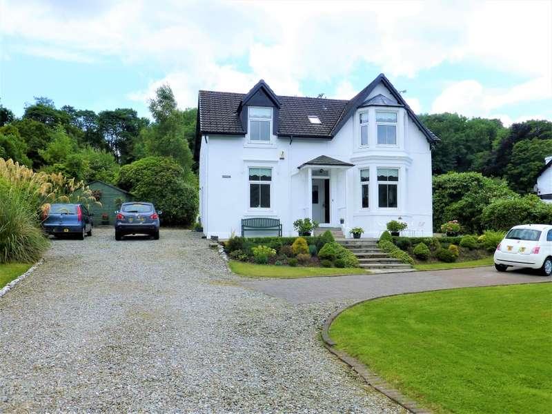 4 Bedrooms Detached House for sale in Dunedin Shore Rd, Sandbank, PA23 8QD