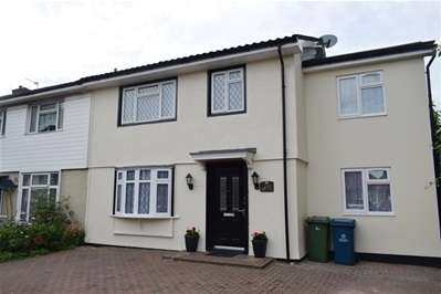 4 Bedrooms Semi Detached House for sale in Tillotson Road, Harrow Weald