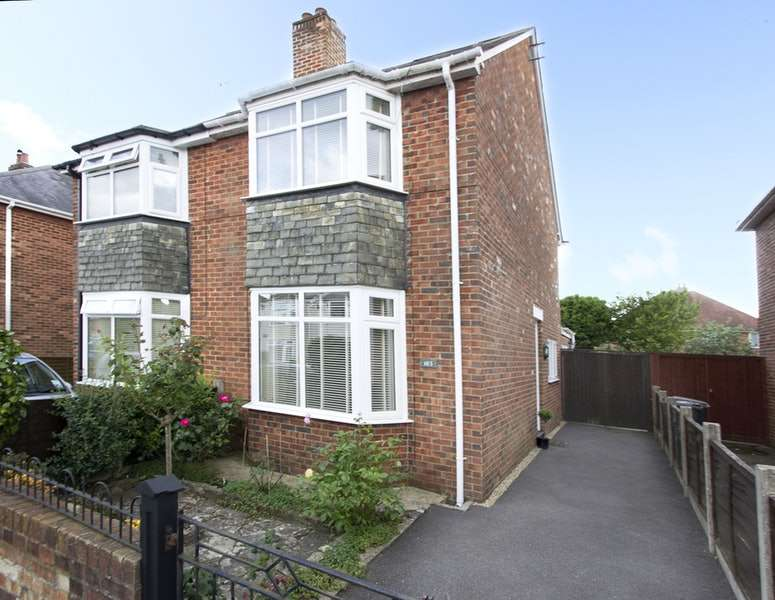 2 Bedrooms Semi Detached House for sale in Malmesbury park road, Bournemouth, Dorset, BH8