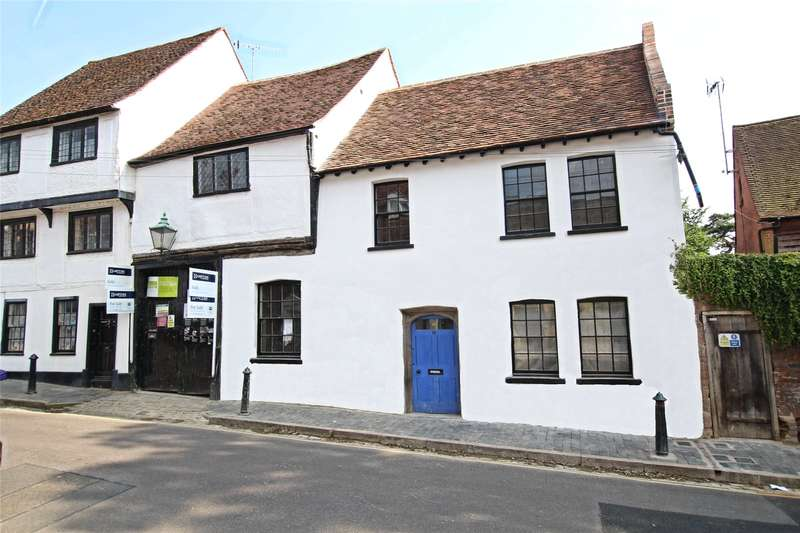 2 Bedrooms Flat for sale in The Crow, 15 Fishpool Street, St Albans, Hertfordshire, AL3