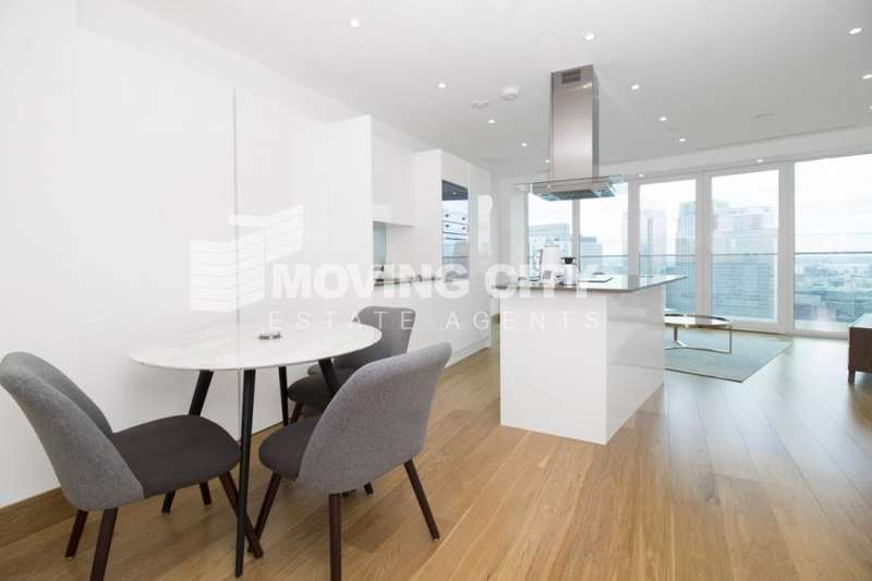 1 Bedroom Apartment Flat for sale in Arena Tower, Canary Wharf, E14