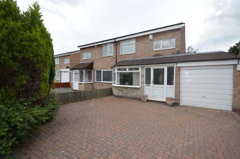 3 Bedrooms Semi Detached House for sale in Liverpool Croft, Birmingham
