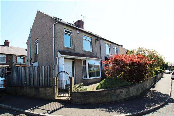 2 Bedrooms Semi Detached House for sale in Crow Wood Park, Crow Wood, Halifax