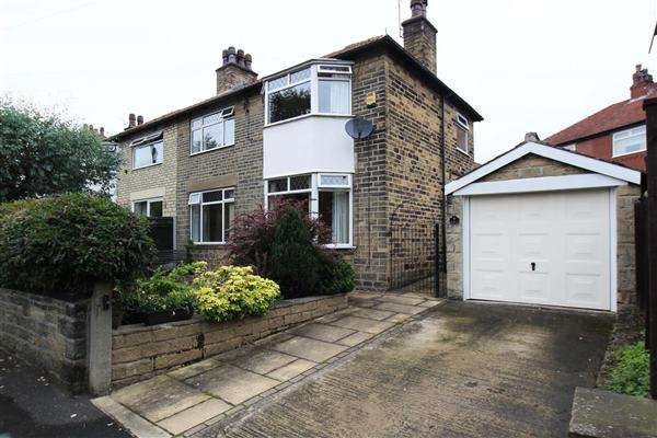 3 Bedrooms Semi Detached House for sale in Willow Hall Lane, Sowerby Bridge