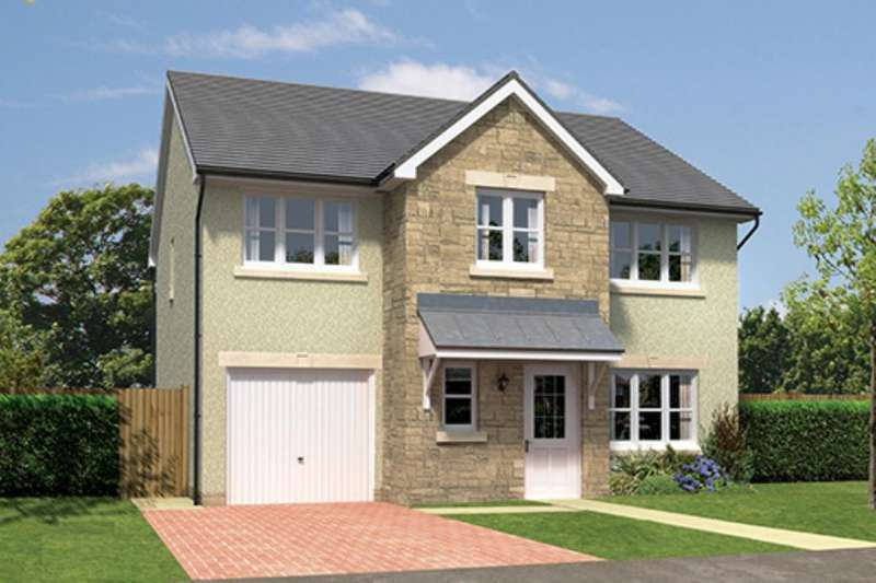 5 Bedrooms Detached House for sale in Hunters Meadow, Auchterarder, PH3
