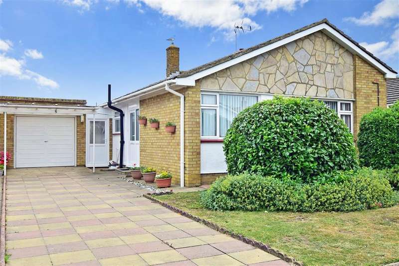 3 Bedrooms Detached Bungalow for sale in Rosebery Avenue, Herne Bay, Kent