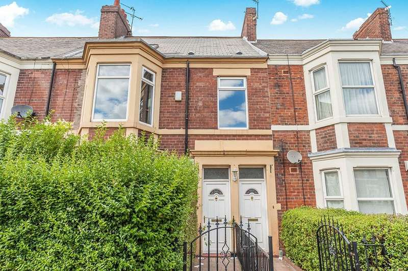 5 Bedrooms Flat for sale in Welbeck Road, Newcastle Upon Tyne, NE6