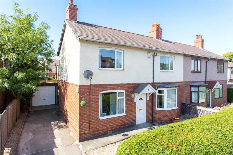 3 Bedrooms Semi Detached House for sale in Chandos Terrace, Leeds, West Yorkshire, LS8