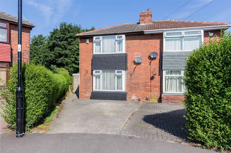 2 Bedrooms Semi Detached House for sale in Newlands Avenue, Sheffield, South Yorkshire, S12