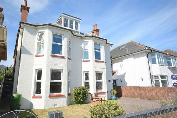 2 Bedrooms Flat for sale in Newstead Road, Southbourne, Bournemouth