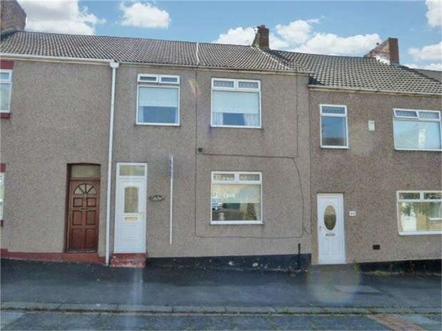 3 Bedrooms Terraced House for sale in Half Moon Lane, Spennymoor, Durham