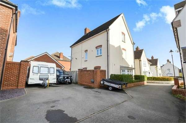 4 Bedrooms Detached House for sale in Denton Drive, Amesbury, Salisbury, Wiltshire