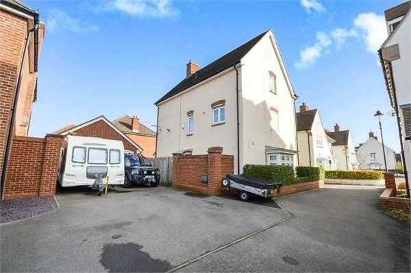 4 Bedrooms Detached House for sale in Denton Drive, Amesbury, Salisbury, Wiltshire