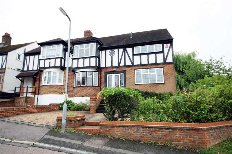 4 Bedrooms House for sale in Somers Way, Bushey, WD23