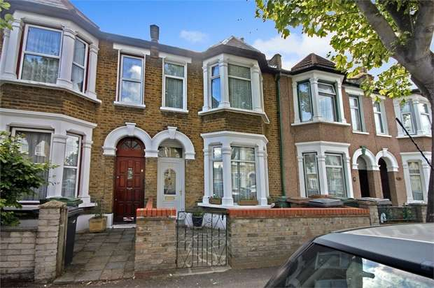 2 Bedrooms Terraced House for sale in Sunnyside Road, Leyton, London