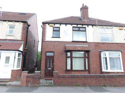 3 Bedrooms Semi Detached House for sale in Lambton Street, Great Lever, Bolton, Greater Manchester, BL3