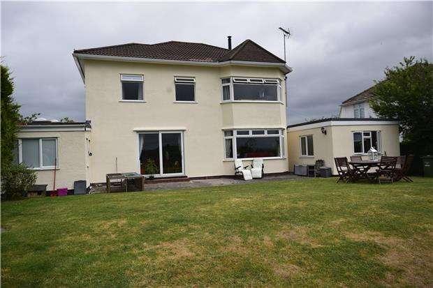 4 Bedrooms Detached House for rent in Uplands Road, Saltford, BRISTOL, BS31