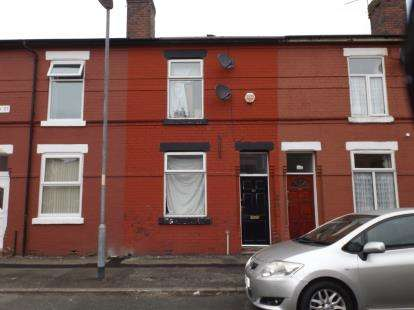 2 Bedrooms Terraced House for sale in Driffield Street, Manchester, Greater Manchester, Uk