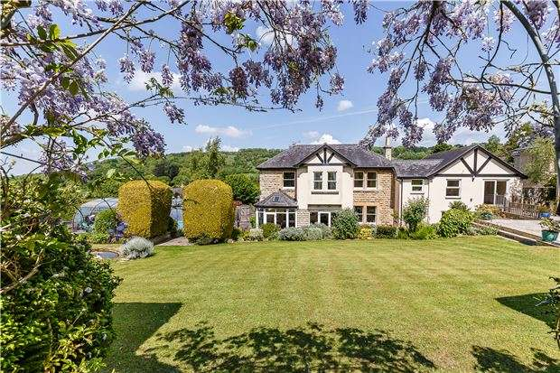 6 Bedrooms Detached House for sale in Stockwell Lane, Cleeve Hill, CHELTENHAM, Gloucestershire, GL52 3PU