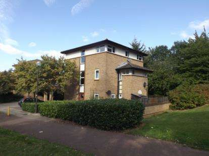 2 Bedrooms Flat for sale in Carrick Road, Fishermead, Milton Keynes, Buckinghamshire