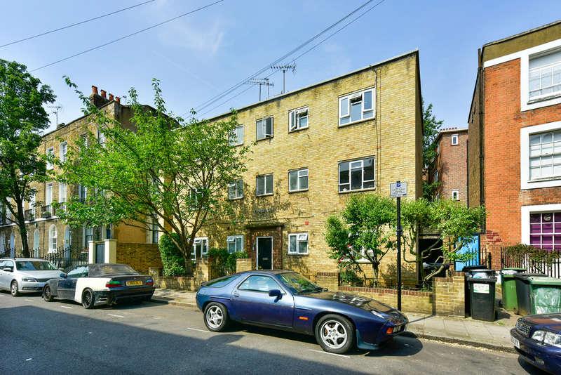 1 Bedroom Flat for sale in Farleigh House,Halton Road, N1 2EL