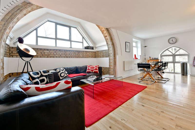 2 Bedrooms Flat for sale in 106 Highbury New Park N5 2DR