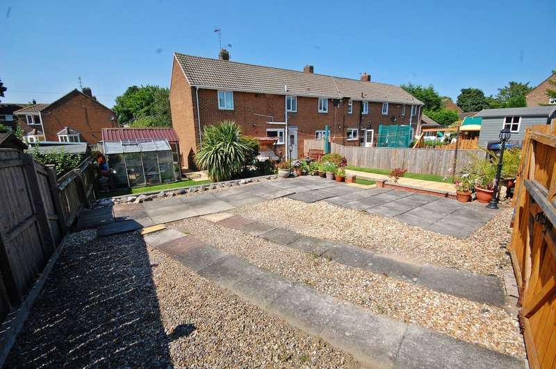 3 Bedrooms End Of Terrace House for sale in Eden Road, Newton Hall, Durham