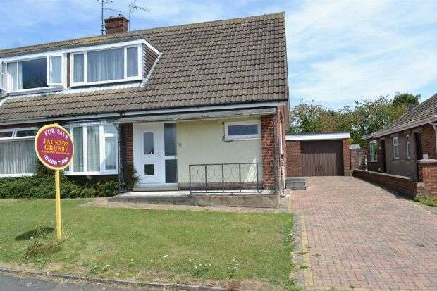 3 Bedrooms Semi Detached House for sale in Ledaig Way, Parklands, Northampton NN3 6DA