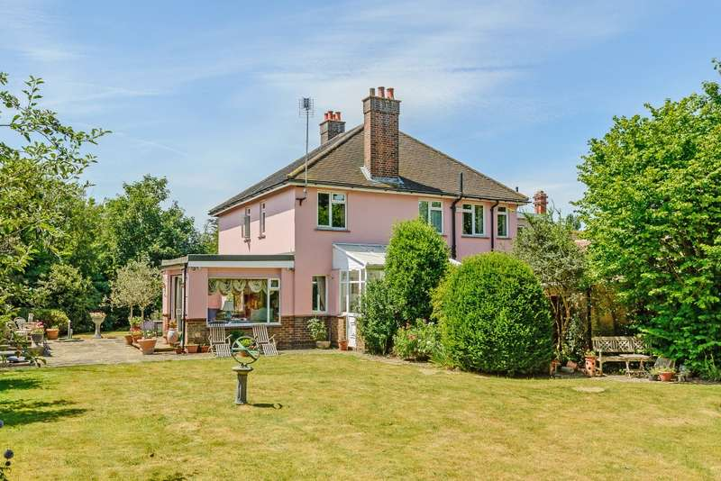 5 Bedrooms Detached House for sale in Ham