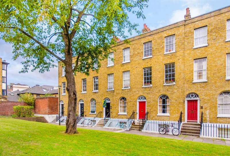 2 Bedrooms Flat for sale in Tibberton Square, Islington, N1