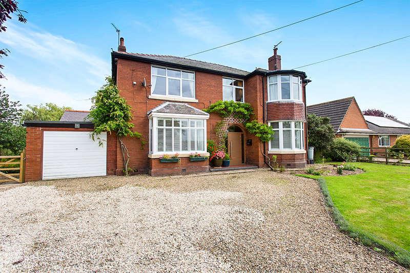 5 Bedrooms Detached House for sale in Bellcross Lane, Howden, Goole, DN14