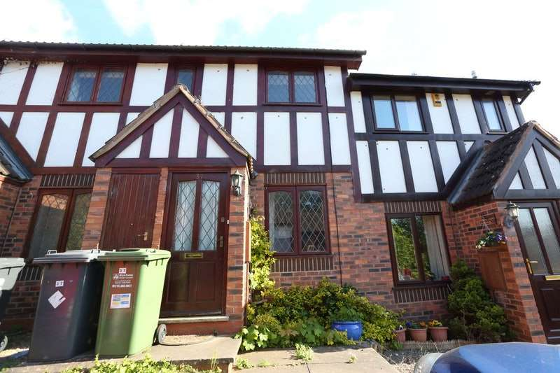 2 Bedrooms Terraced House for sale in Whinchat Grove, Kidderminster, Worcestershire, DY10