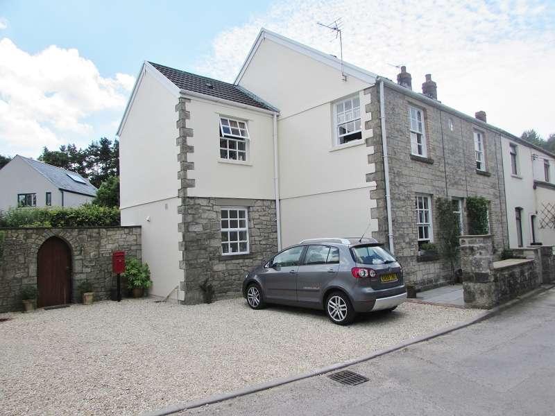 4 Bedrooms End Of Terrace House for sale in Tybryn Terrace, Pencoed, Bridgend. CF35 6PT