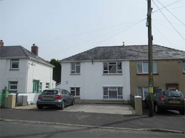 3 Bedrooms Semi Detached House for sale in Min Y Coed, Glynneath, Neath, West Glamorgan