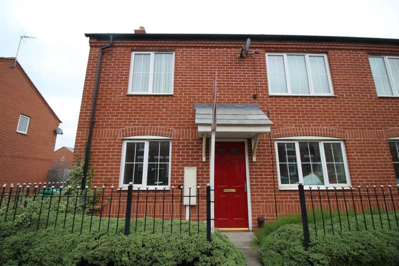 2 Bedrooms Property for sale in Leonard Street, Nottingham, NG6