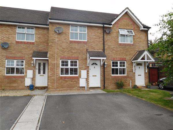 2 Bedrooms Terraced House for sale in Kensingon Park, Magor
