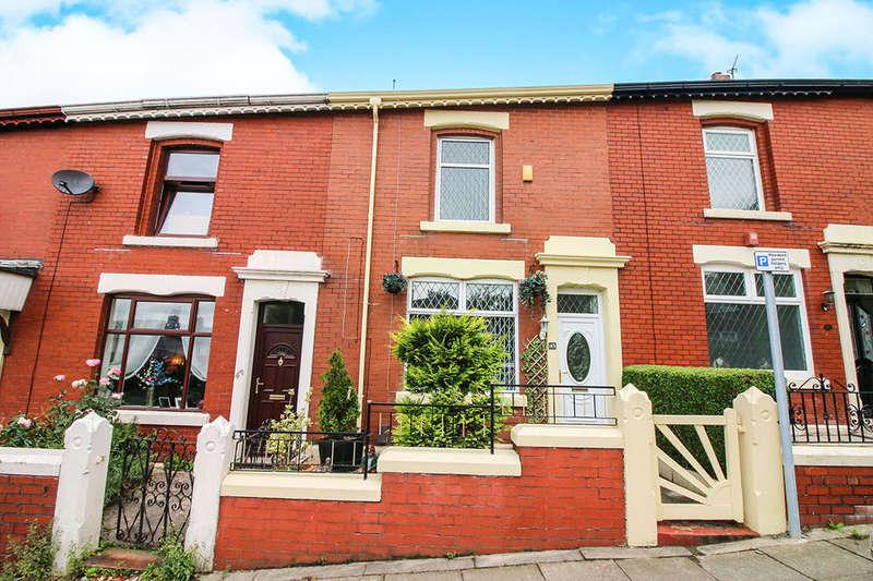 2 Bedrooms Property for sale in Park Lee Road, Blackburn, BB2