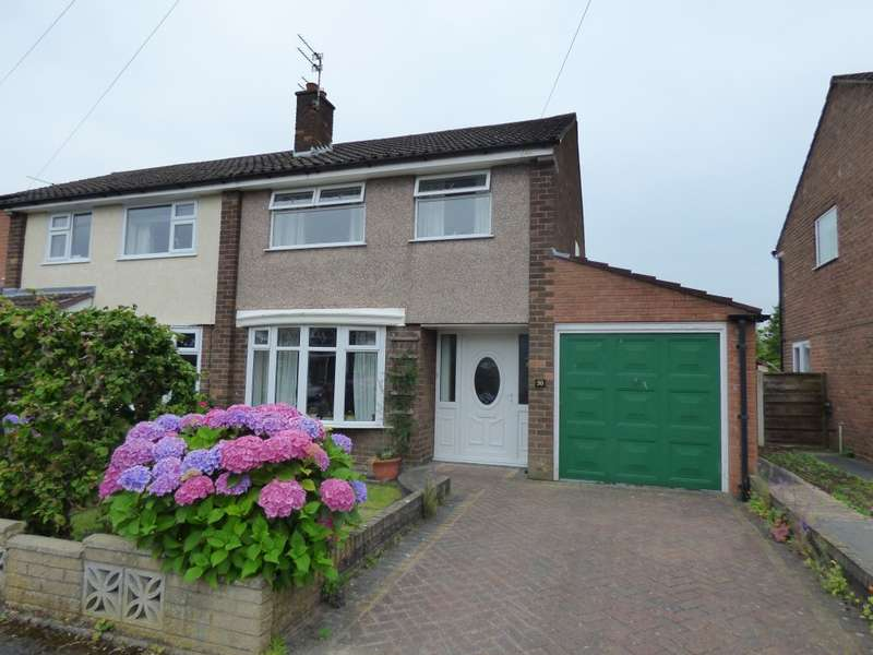 3 Bedrooms Semi Detached House for sale in Penrhyn Crescent, Stockport