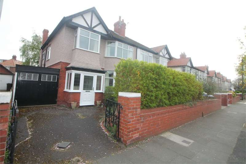 3 Bedrooms Semi Detached House for sale in Manor Road, Crosby, LIVERPOOL, Merseyside