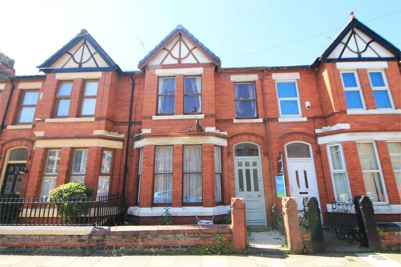 3 Bedrooms Terraced House for sale in Curzon Road, Waterloo, Merseyside