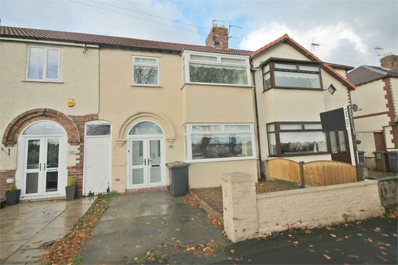 3 Bedrooms Terraced House for sale in Hythe Avenue, LIVERPOOL, Merseyside
