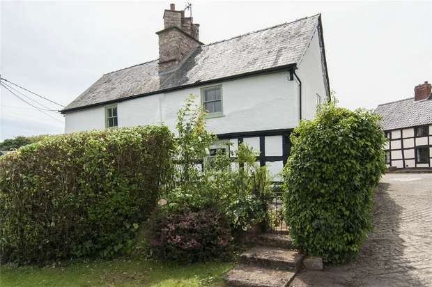 3 Bedrooms Cottage House for sale in The White House, Barn Court, Luston, Herefordshire