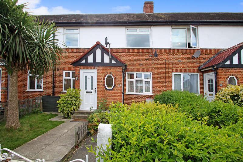 2 Bedrooms Ground Maisonette Flat for sale in Errol Gardens, New Malden