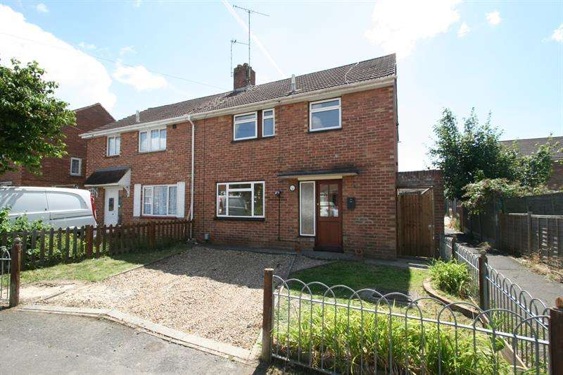 3 Bedrooms Semi Detached House for sale in Yateley Close, Leigh Park, Havant