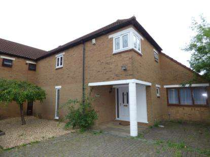 5 Bedrooms House for sale in Tolcarne Avenue, Fishermead, Milton Keynes