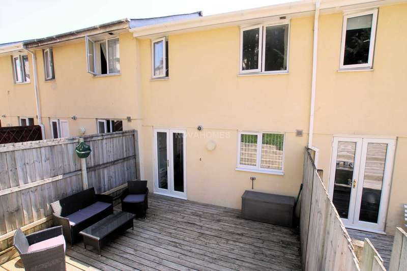 4 Bedrooms Terraced House for sale in Melville Terrace Lane, Ford, PL2 3DB