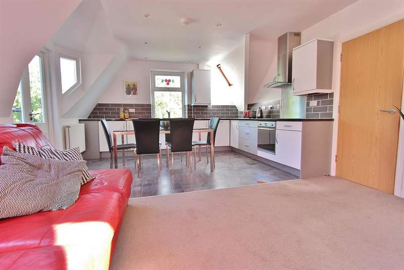 2 Bedrooms Penthouse Flat for sale in Montgomery Road, Nether Edge, Sheffield, S7 1LQ
